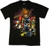 Kingdom Hearts Color Burst T Shirt