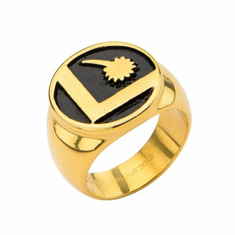 Legion of Super Heroes Flight Ring