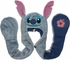 Lilo and Stitch Face Furry Snood Beanie