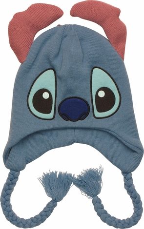 Lilo and Stitch Head Tassel Youth Beanie
