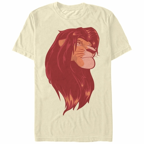 Lion King Simba Profile T-Shirt