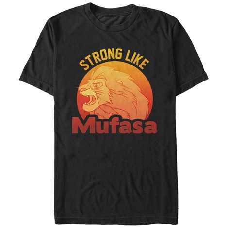 Lion King Strong Mufasa T-Shirt