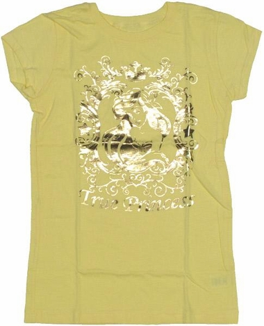 Little Mermaid True Princess Youth T-Shirt