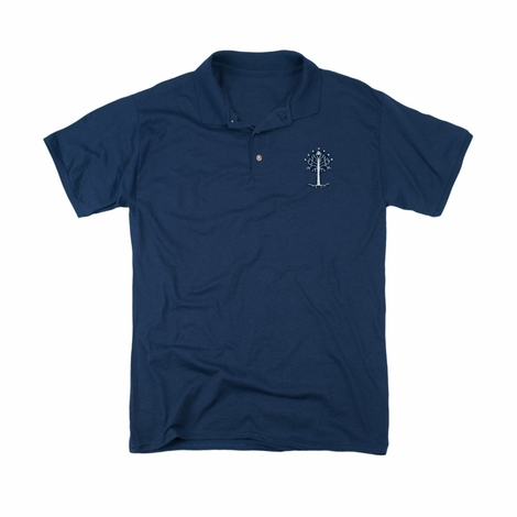 Lord of the Rings Tree of Gondor Polo Shirt