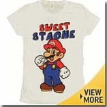 Mario Girls Shirt