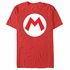 Mario Hat Icon T-Shirt
