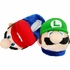 Mario Luigi 3D Head Slippers