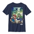 Mario Luigi Palm Photo Youth T-Shirt