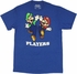 Mario Luigi Players T Shirt