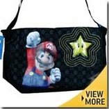 Mario Messenger Bag