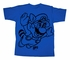 Mario Raccoon Lined Youth T-Shirt