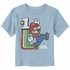 Mario Retro Hop Toddler T-Shirt