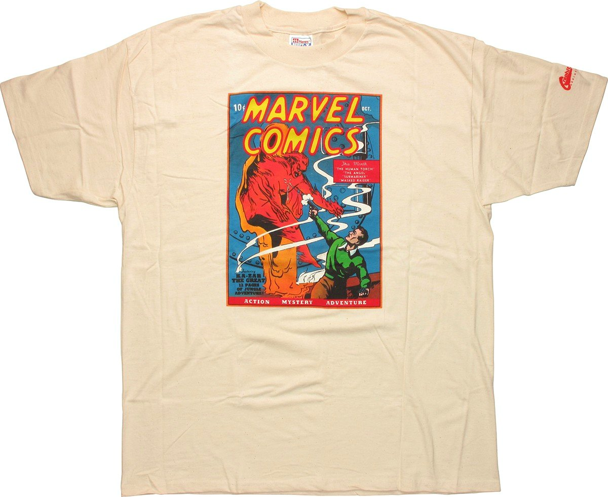 Classic Book Cover Tee Shirts : Marvel classic comic cover t shirt