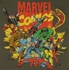 Marvel Comics Retro Group Juvenile T Shirt