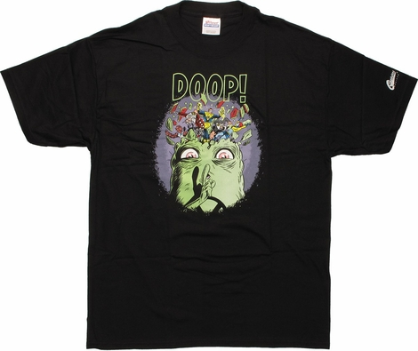 Marvel Group Doop T-Shirt