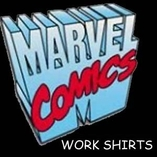 Marvel Work Shirts