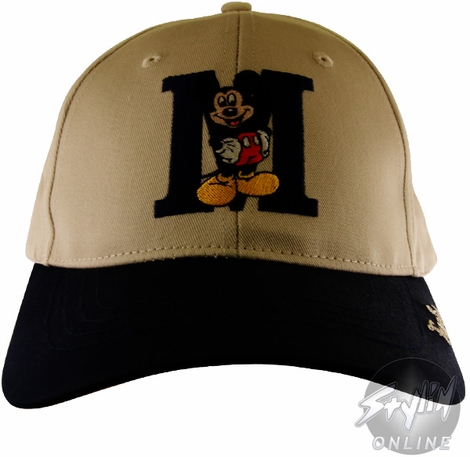 Mickey Mouse Big M Hat