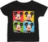 Mickey Mouse Color Quadrants Infant T Shirt