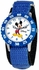 Mickey Mouse Kids Time Teacher Blue Watch