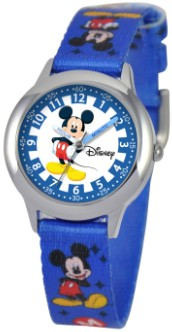 Mickey Mouse Kids Time Teacher Watch