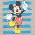 Mickey Mouse One Chalk Infant T Shirt