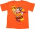 Mighty Mouse Small But Mighty Orange Toddler Shirt
