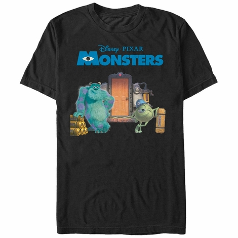Monsters Inc Door Duo T-Shirt