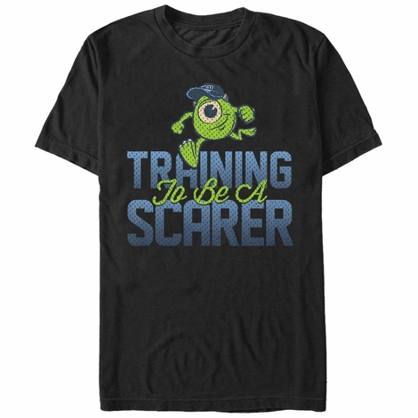 Monsters Inc Scare Training T-Shirt