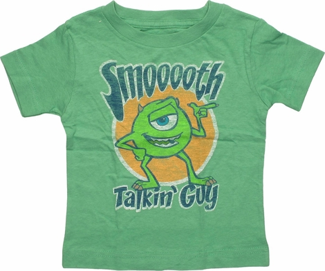 Monsters Inc Smooooth Talkn' Guy Infant T-Shirt