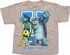 Monsters Inc U Scare Time Juvenile T-Shirt