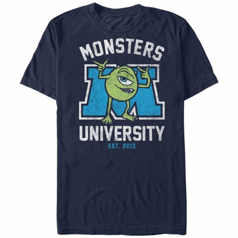 Monsters University Established T-Shirt