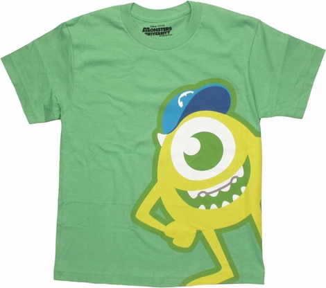 Monsters University Mike Youth T Shirt