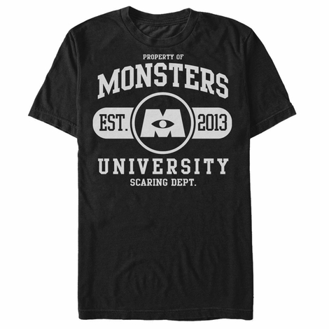 Monsters University Property T-Shirt