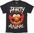 Muppets Party Animal Navy Blue T-Shirt