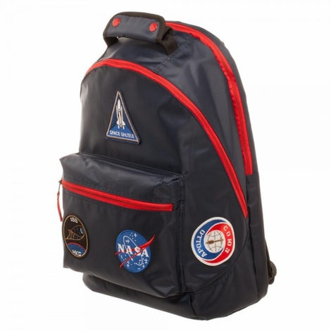 NASA Patches Backpack