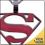 Superhero Necklaces