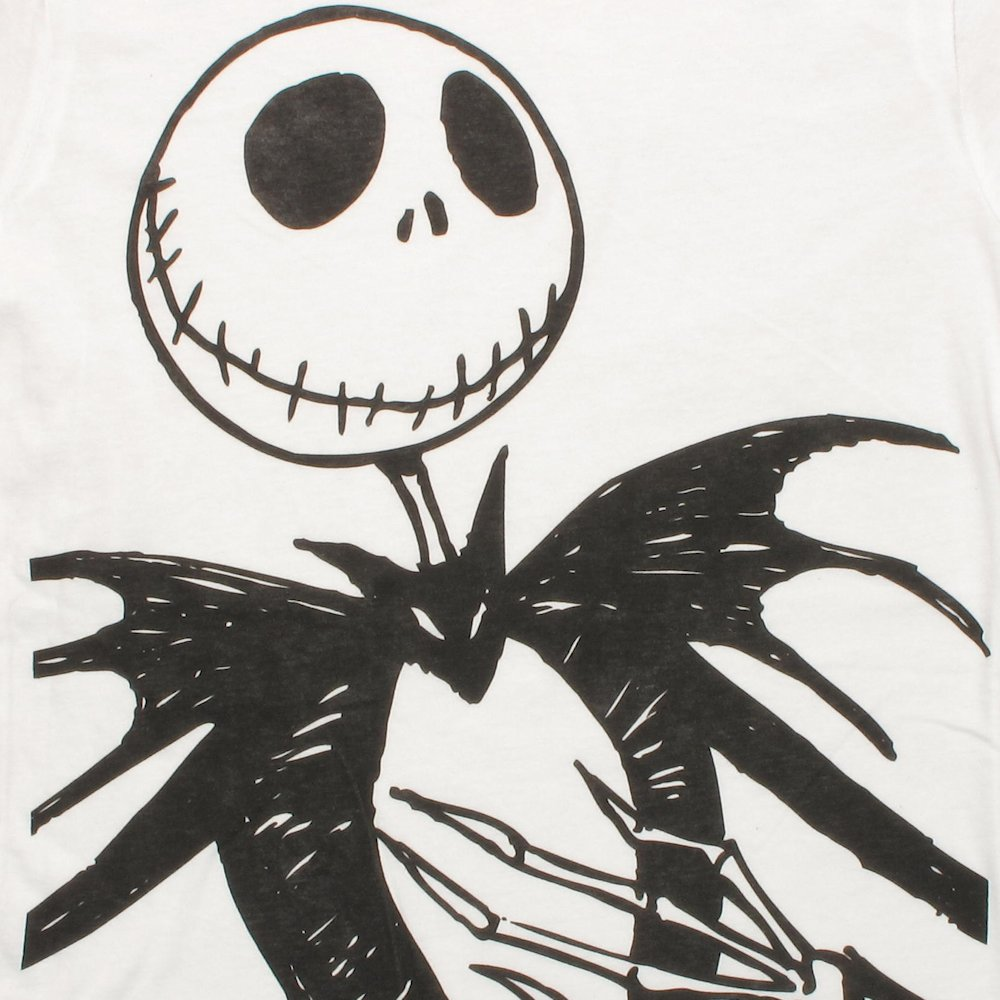 Nightmare Before Christmas Big Jack Baby Tee