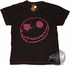 Nightmare Before Christmas Black Jack Baby Tee