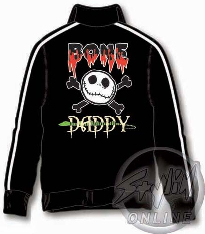 Before Christmas Bone Daddy Track Jacket