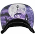 Nightmare Before Christmas Jack Contrast Snap Hat