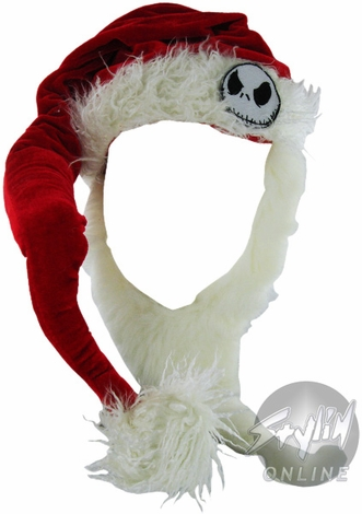 Nightmare Before Christmas Jack Youth Hat