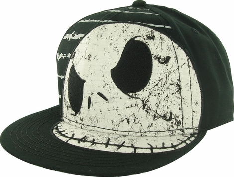 Nightmare Before Christmas Vintage Jack Hat