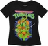 Ninja Turtles Door Leap Baby Tee
