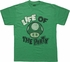 Nintendo 1up Life of the Party T-Shirt