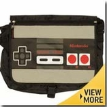 Nintendo Messenger Bag