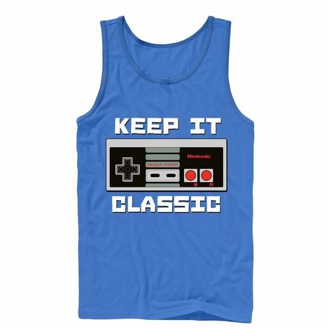 Nintendo NES Keep it Classic Tank Top