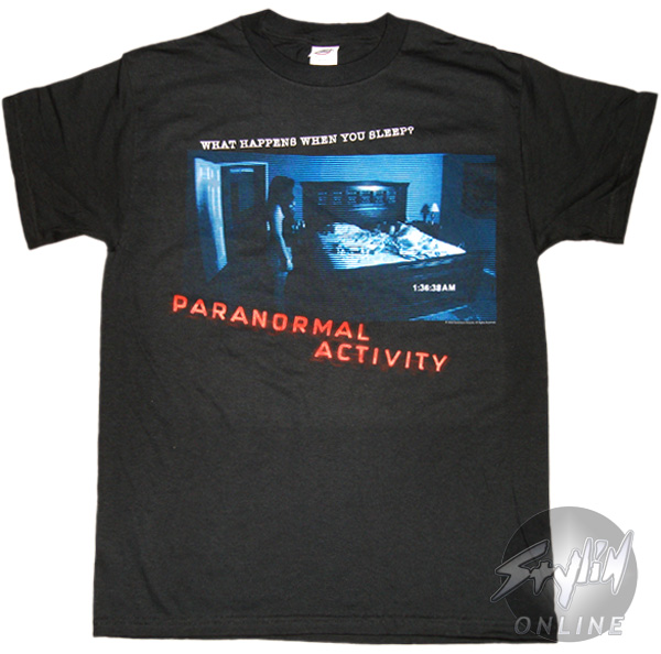 paranormal t