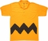 Peanuts Charlie Brown Zig Zag Costume Polo Shirt