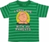 Peanuts Live With Parents Striped Toddler T-Shirt