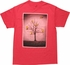 Peanuts Woodstocks in Tree Picture T-Shirt